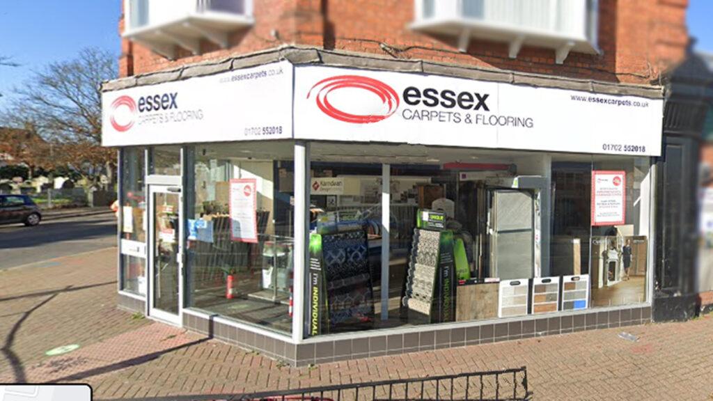 Essex Carpets Hadleigh Showroom